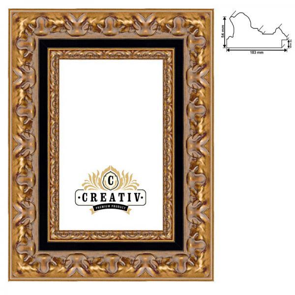 Barock-Bilderrahmen Vigevano nach Maß