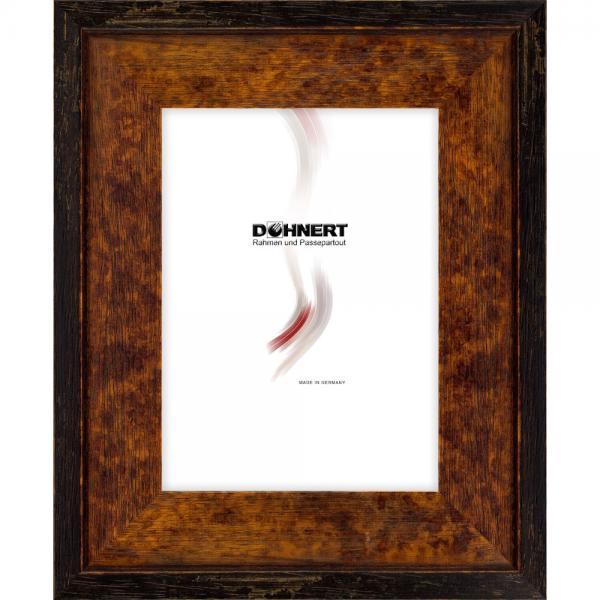 Barockrahmen Salford 13x18 cm | Braun | Normalglas