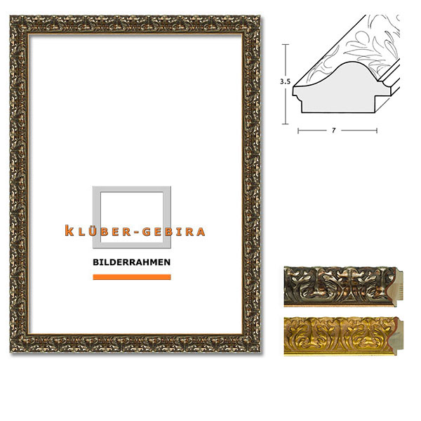 Barockrahmen Salamanca nach Maß